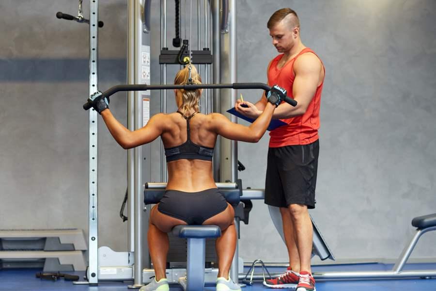Лучшие упражнения для быстрого увеличения массы и объема
